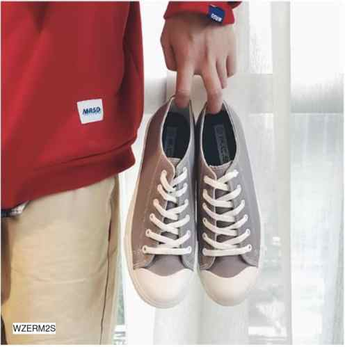 Grey Classic Lace-up Shoes_8_6430321420664832